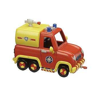 Fireman Sam - Venus With Cones  Push Along Vehicle 04050