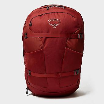 Nuevo Osprey Farpoint 40 litros mochila mochila equipaje rojo