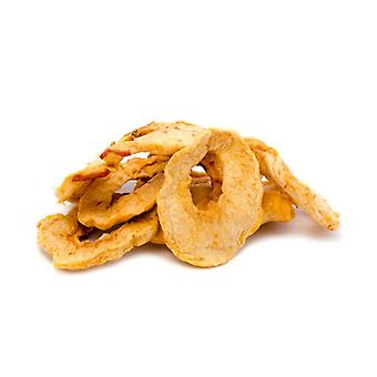 Organic Dried Apple Rings -( 5.98lb Organic Dried Apple Rings)