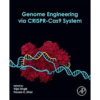 Genomteknik via CRISPRCas9 System av Vijai Singh