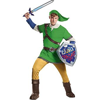 Link Costume Per adulti Deluxe