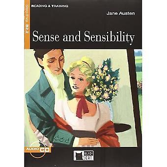 Reading + Training: Sense and Sensibility + Audio CD