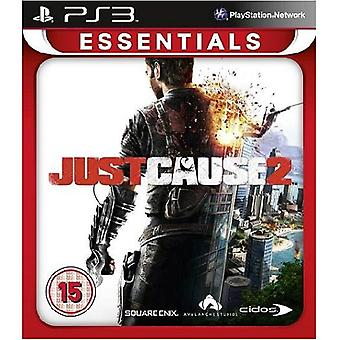 Just Cause 2 [Essentials] PS3 Game
