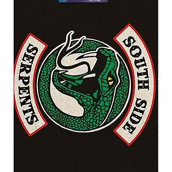Riverdale South Side Serpents Doormat