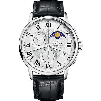 Edox 01651 3 AR Les Bémonts Men's Watch