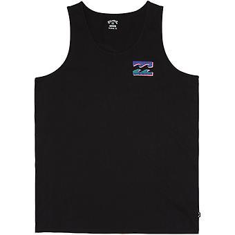 Billabong Warchild Mouwloos T-shirt in zwart
