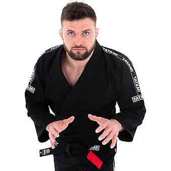 Tatami Fightwear Dweller BJJ Gi - Black