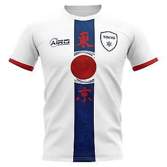2020-2021 Tokyo Home Concept Football Shirt