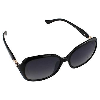 Sunglasses UV 400 Oval Black 2772_42772_4