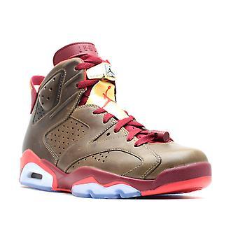Air Jordan 6 Retro 'Cigar' - 384664-250 - Shoes