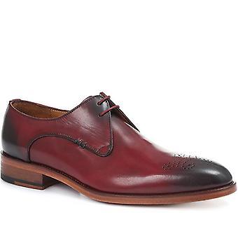 Jones Bootmaker Leather Derby Shoe