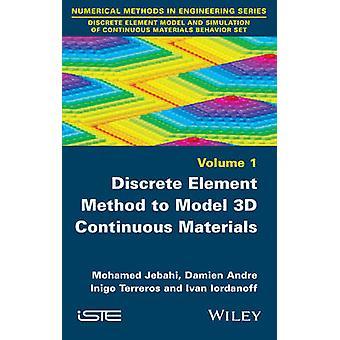 Discrete Element Method by Jebahi