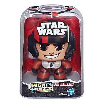 Mighty Muggs Gwiezdne Wojny - Poe Hasbro