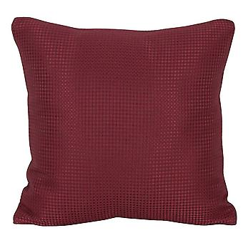 Elegant diamond check pillowcase Polyester square pillowcase for sofa and bed 45x45cm