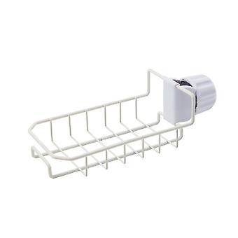 صنبور استنزاف الرف, بالوعة منظم للحمام وملحقات المطبخ, أسود أبيض الذهب شظية