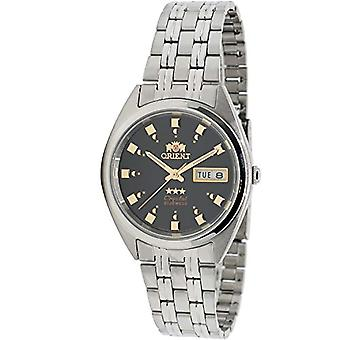 Orient Automatic Analog Woman with stainless steel strap FAB00009B9