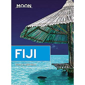 Moon Fiji (Tenth Edition) by Minal Hajratwala - 9781640492981 Book
