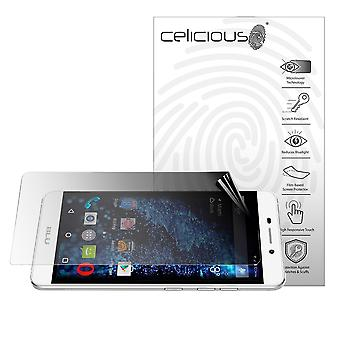 Celicious Privacy 2-Way Landscape Anti-Spy Filter Screen Protector Film Compatible with BLU Life Mark