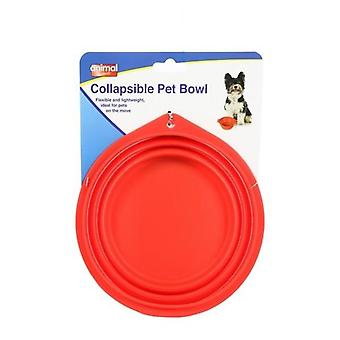 Animal Instincts Voyage Collapsible Bowl