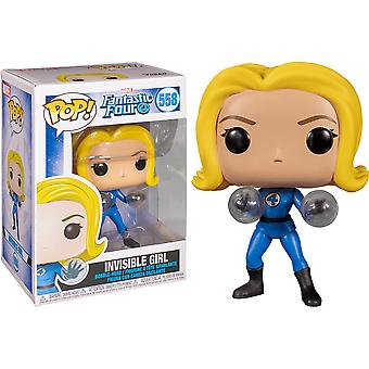 Fantastic Four Invisible Girl Pop! Vinyl