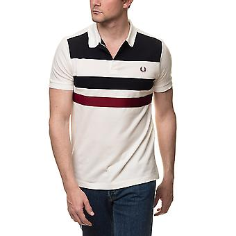Fred Perry Men's Tape Detail Polo Shirt