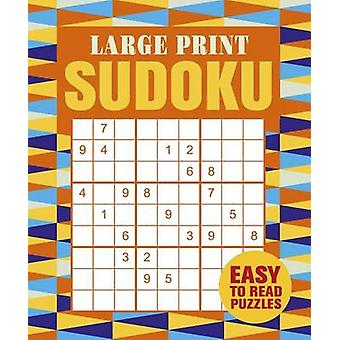 Large Print Sudoku by Arcturus Publishing - 9781784282783 Book