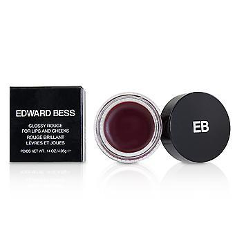 Glossy rouge voor lippen en wangen # Spaans roos 230889 4.05g/0.14oz