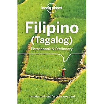 Lonely Planet Filipino Tagalog Phrasebook  Dictionary