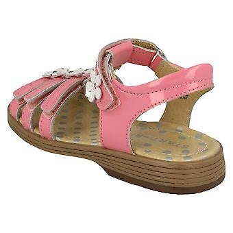 Girls Startrite Flower Detailed Sandals Picnic