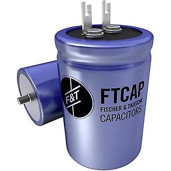 FTCAP LFB10302530050 Elektrolytkondensator Radialblei 10000 x F 25 V (x H) 30 mm x 50 mm 1 Stk.