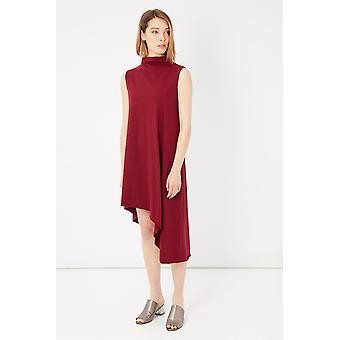 Please Bordeaux Dress PL996930-S
