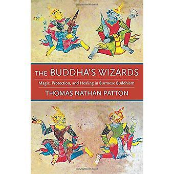 المعالجات بوذا-السحر-الحماية-والشفاء في بورما برعم