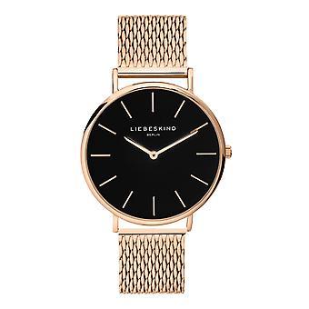 LIEBESKIND BERLIN Relógio Feminino Relógio de Pulso Aço Inoxidável LT-0220-MQ