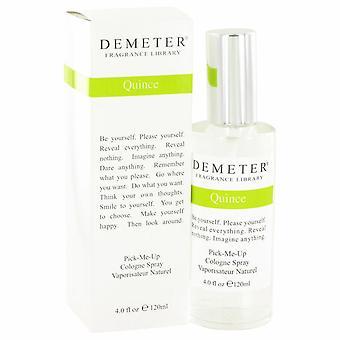 Demeter membrillo Colonia Spray por Demeter 4 oz Colonia Spray