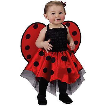 Lady Bug Infunt Costume