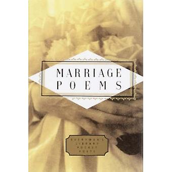 Marriage Poems by John Hollander