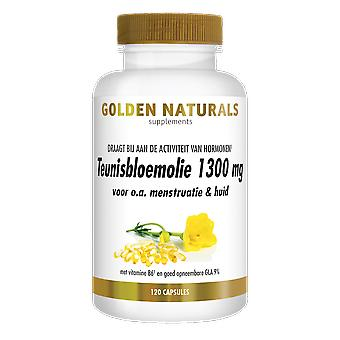 Golden Naturals Evening Primrose Oil 1300 mg (120 softgel capsules)