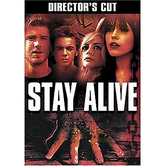 Stay Alive [DVD] USA import