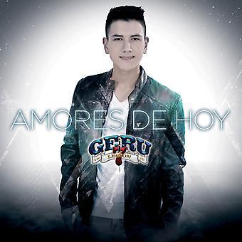 Geru Y Su Legion 7 - Amores De Hoy [CD] USA import
