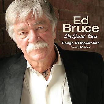 Ed Bruce - In Jesus's Eyes [CD] USA import