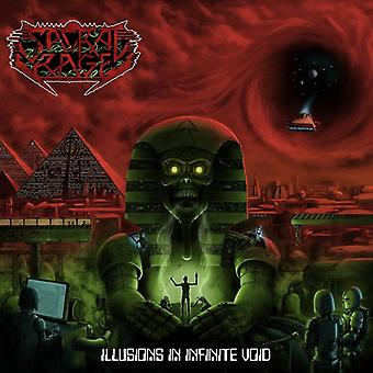 Sacral Rage - Sacral Rage-Illusions in Infinite Void [CD] USA import