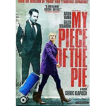 My Piece of the Pie [DVD] USA import