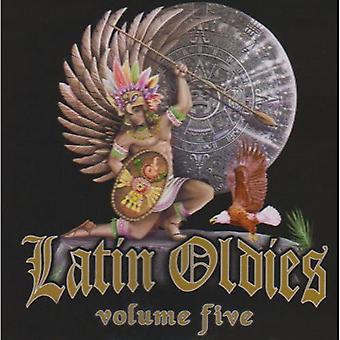 Latin Oldies - Vol. 5-Latin Oldies [CD] USA import