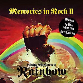 Ritchie Blackmore's Rainbow - Memories in Rock II [CD] USA import