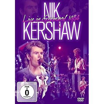 Nik Kershaw - Live in Germany 1984 [DVD] USA import