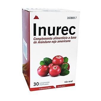 Inurec 30 tablets