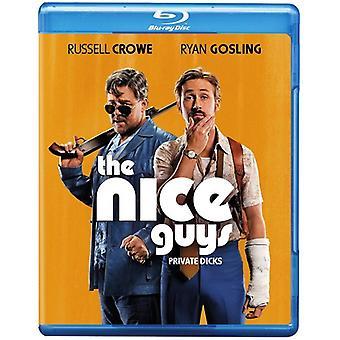 Nice Guys [Blu-ray] USA import