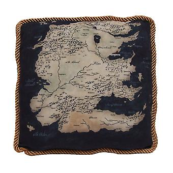 Pillow - Game of Thrones - South Map Soft Doll Toys New 408688-2