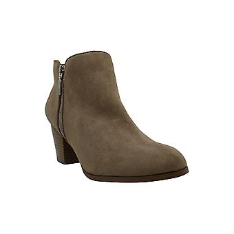 Style & Co. Womens Jamila Leather Closed Toe Ankle Fashion Boots