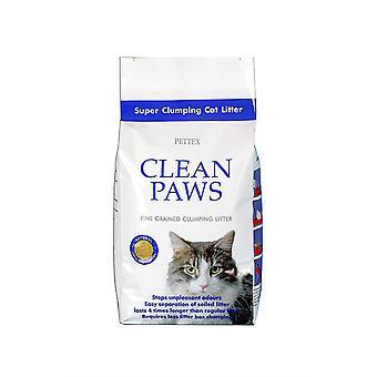 Pettex Clean Paws Kočičí podestýlka - 15kg